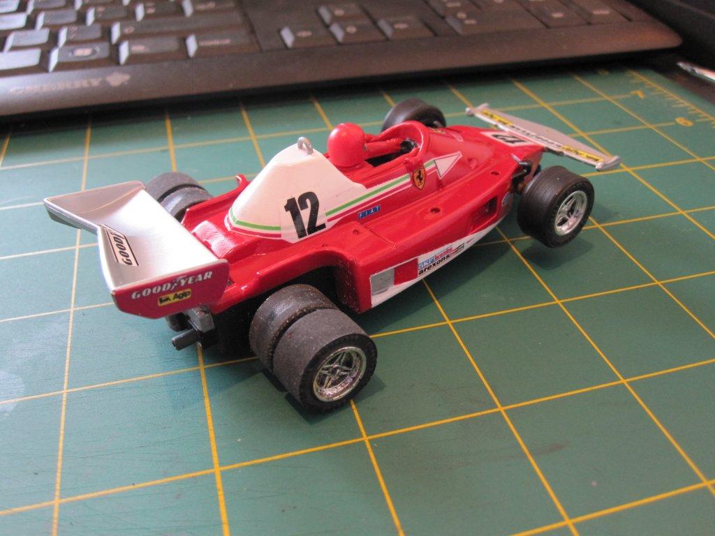 Ferrari 312t6